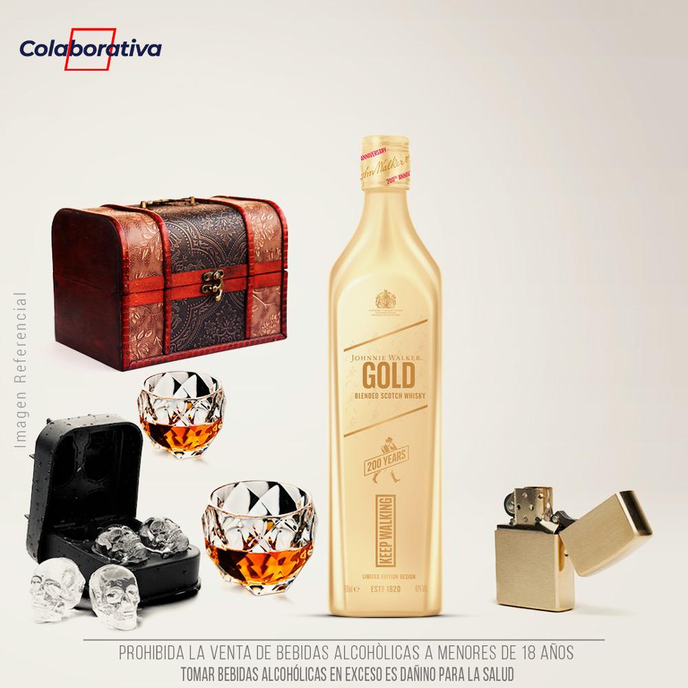 Pack Gold Edición 200 Años