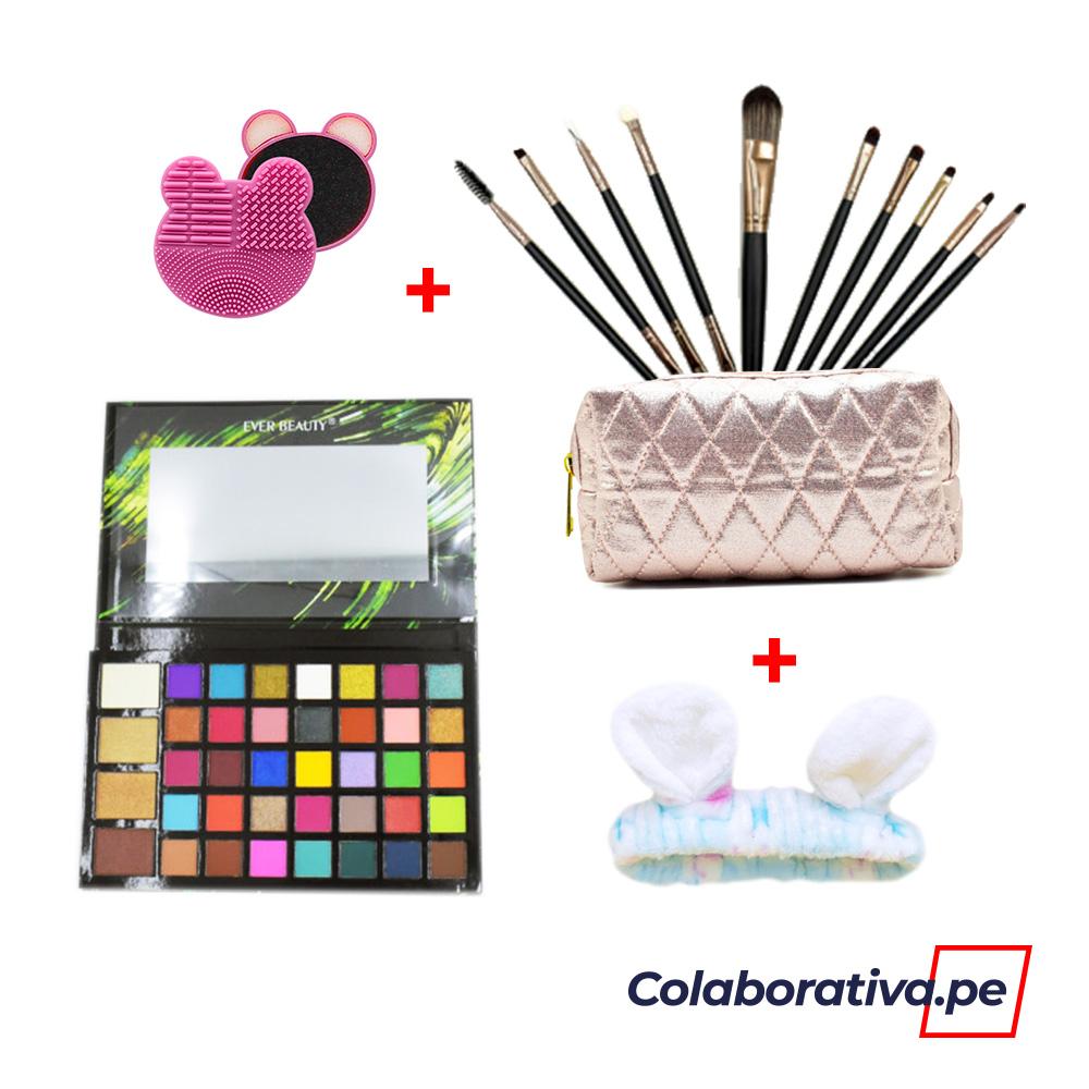 Kit de maquillaje Infaltable