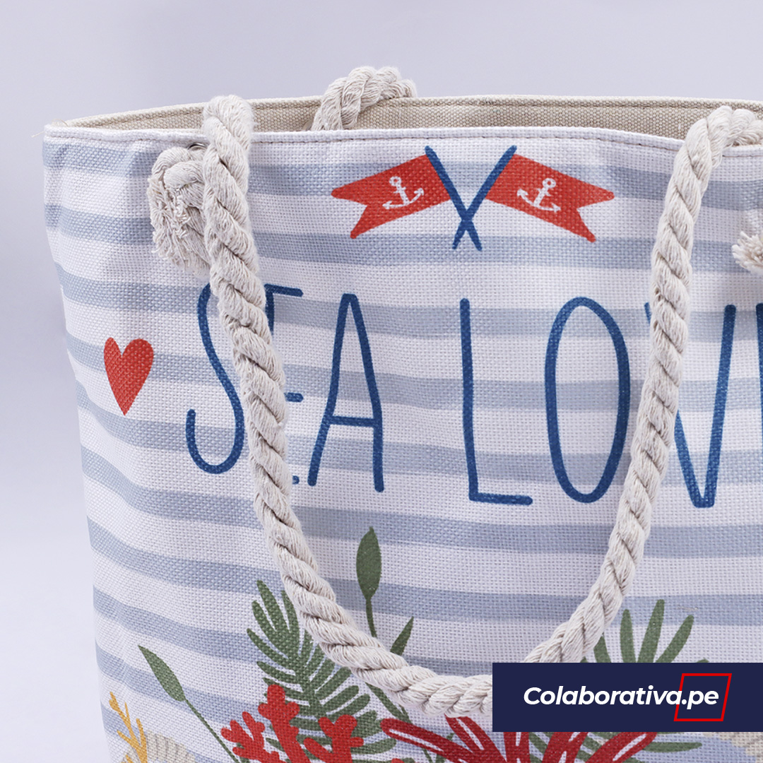 Bolso Sea Love