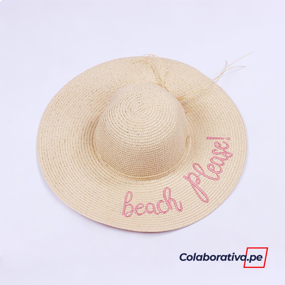 Sombrero Beach Please Beige