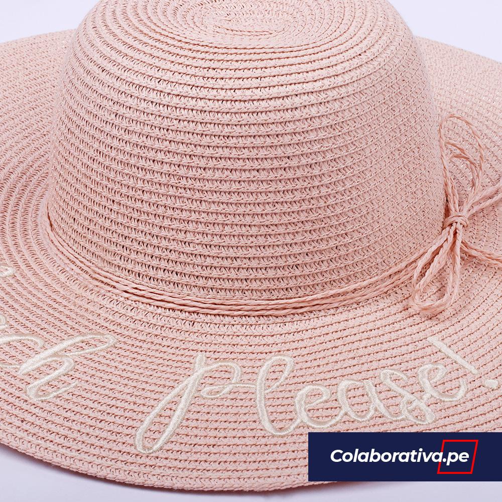 Sombrero Beach Please Palo Rosa