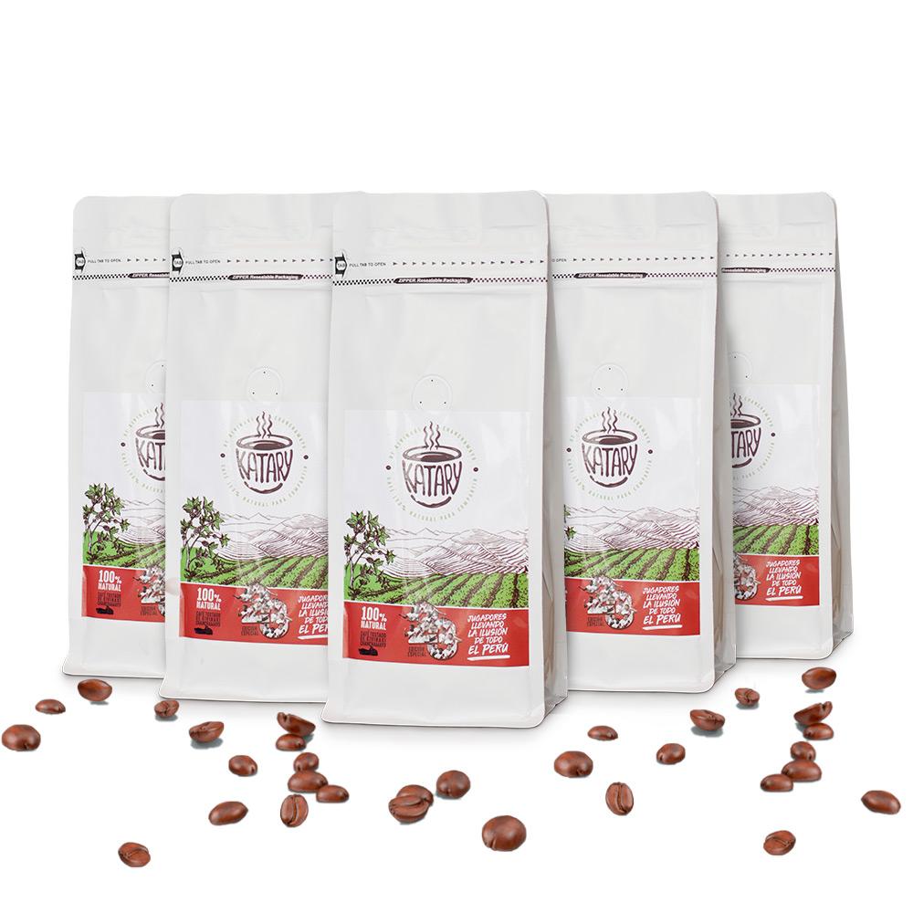 Café molido 5 und