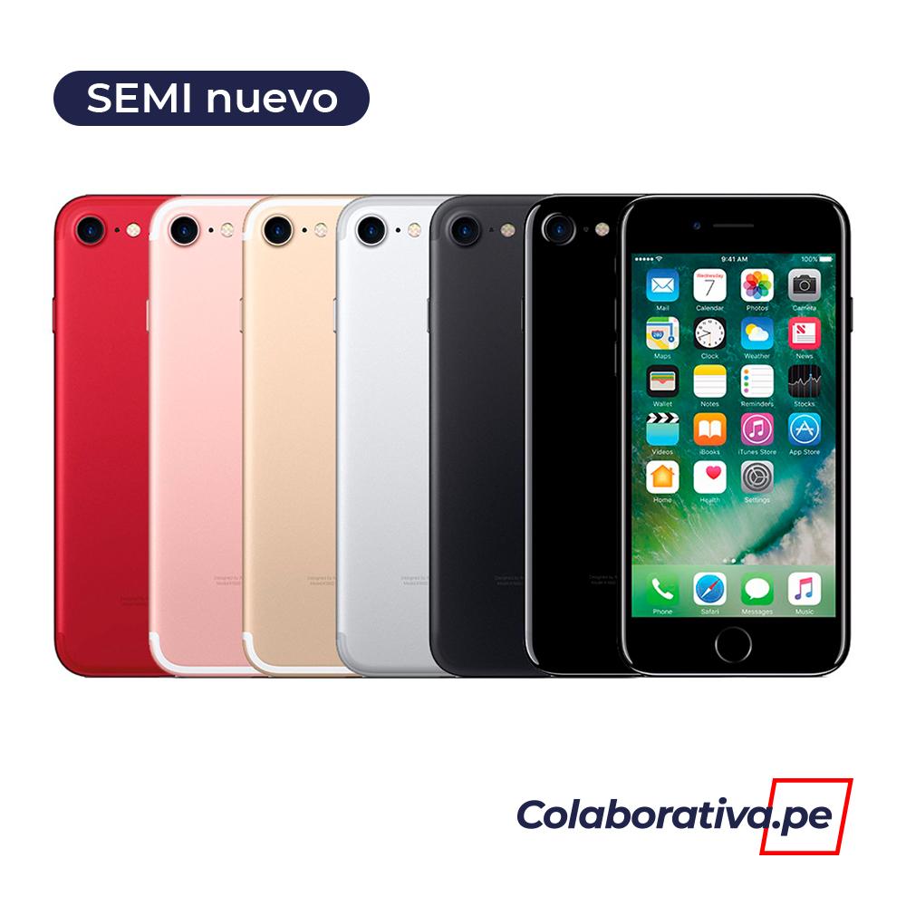iPhone 7 (32GB) - Semi Nuevo