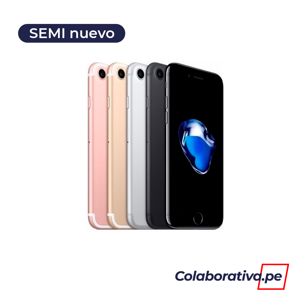iPhone 7 Plus (128GB) - Semi Nuevo