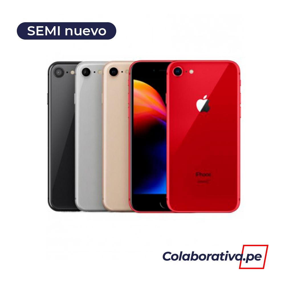 iPhone 8 (256GB) - Semi Nuevo