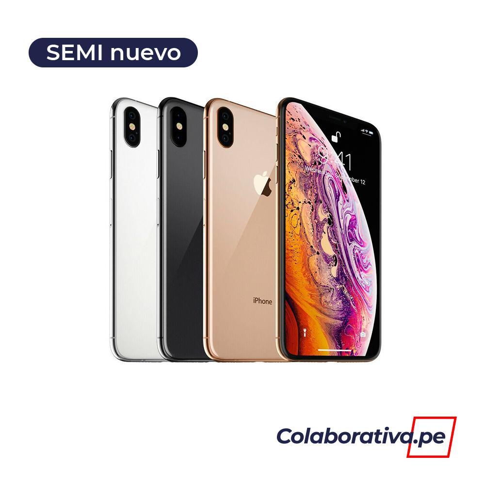 iPhone XS (64 GB) - Semi Nuevo