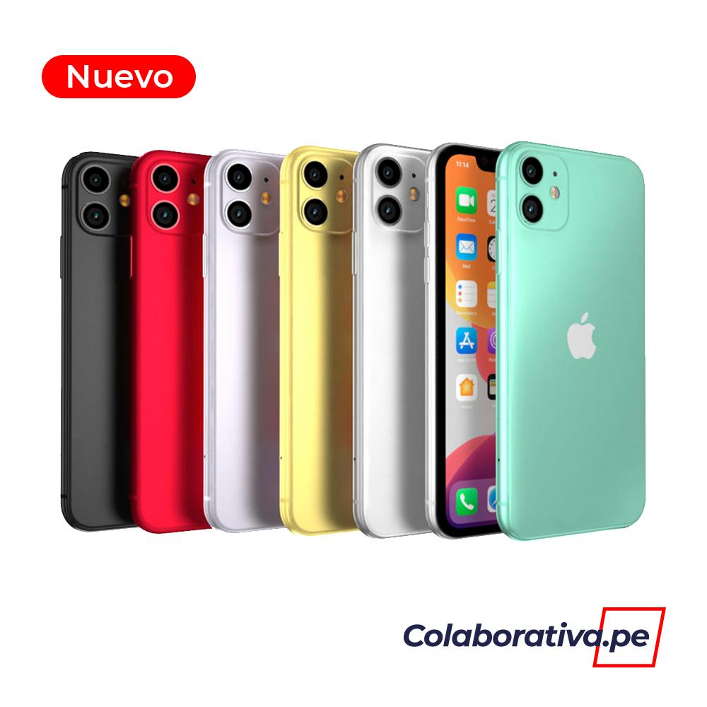 iPhone 11 64GB - Nuevo