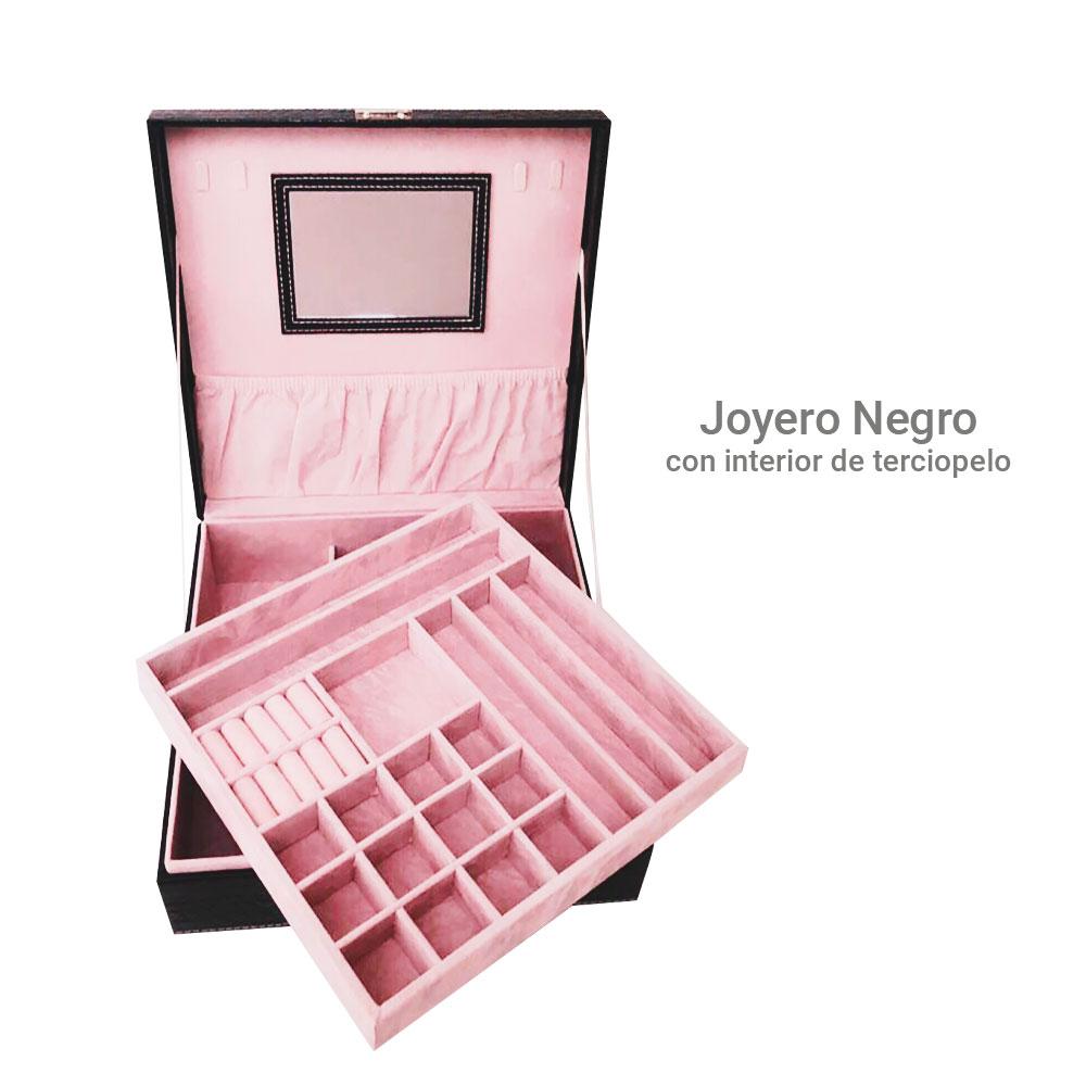 Joyero Negro