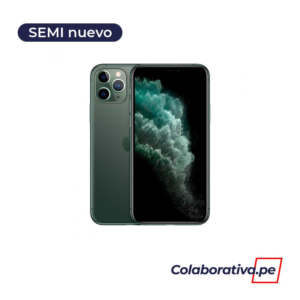 iPhone 11 Pro 64GB - Semi Nuevo