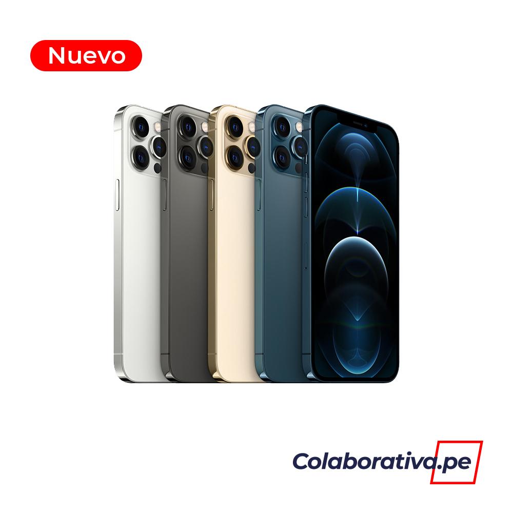 iPhone 12 Pro Max 256GB - Nuevo
