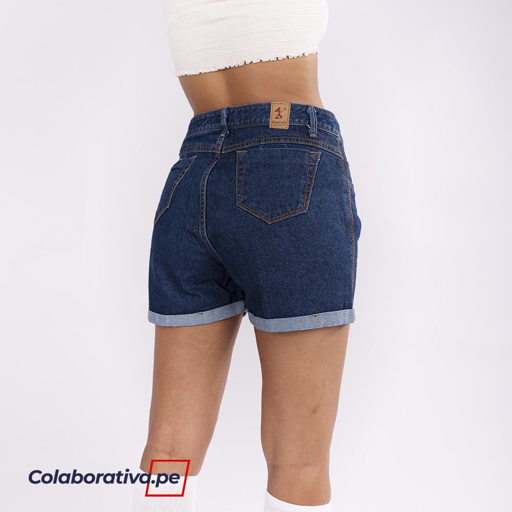 Shorts Mom - Cristal