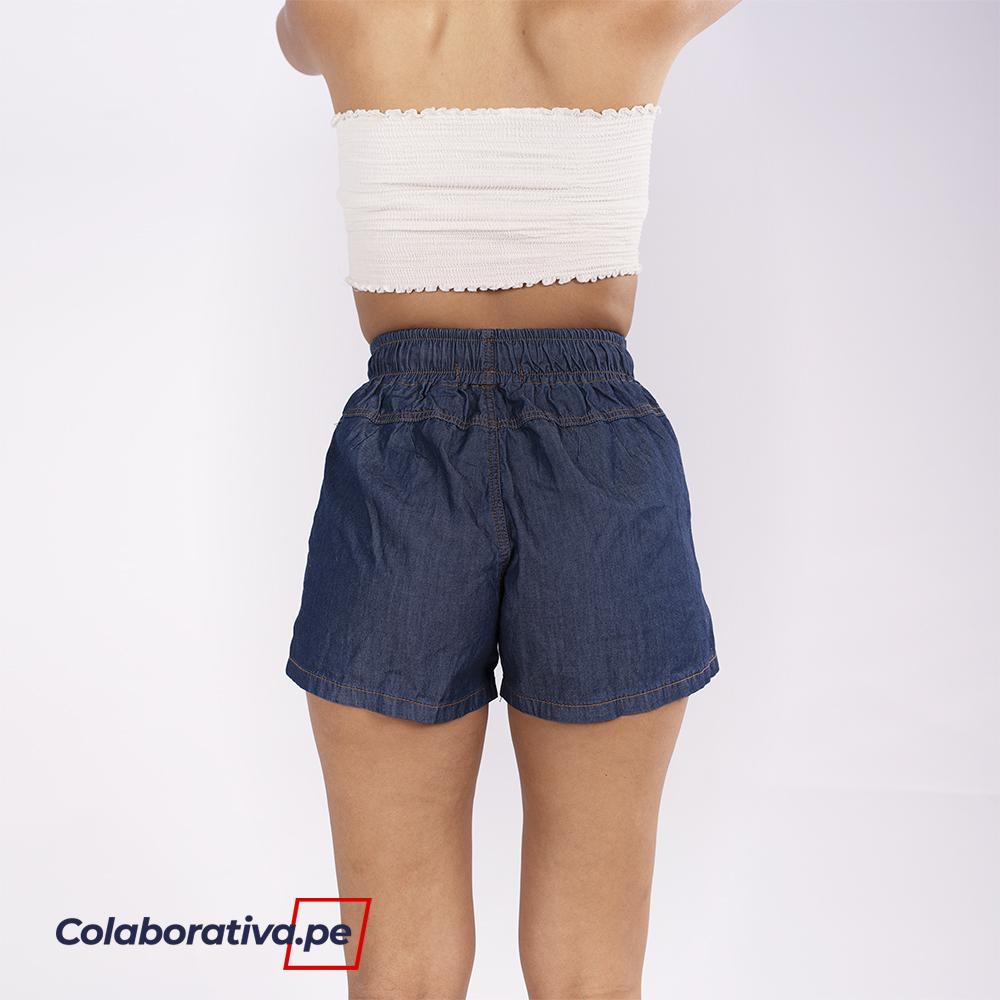 Shorts Fresh - Cristal