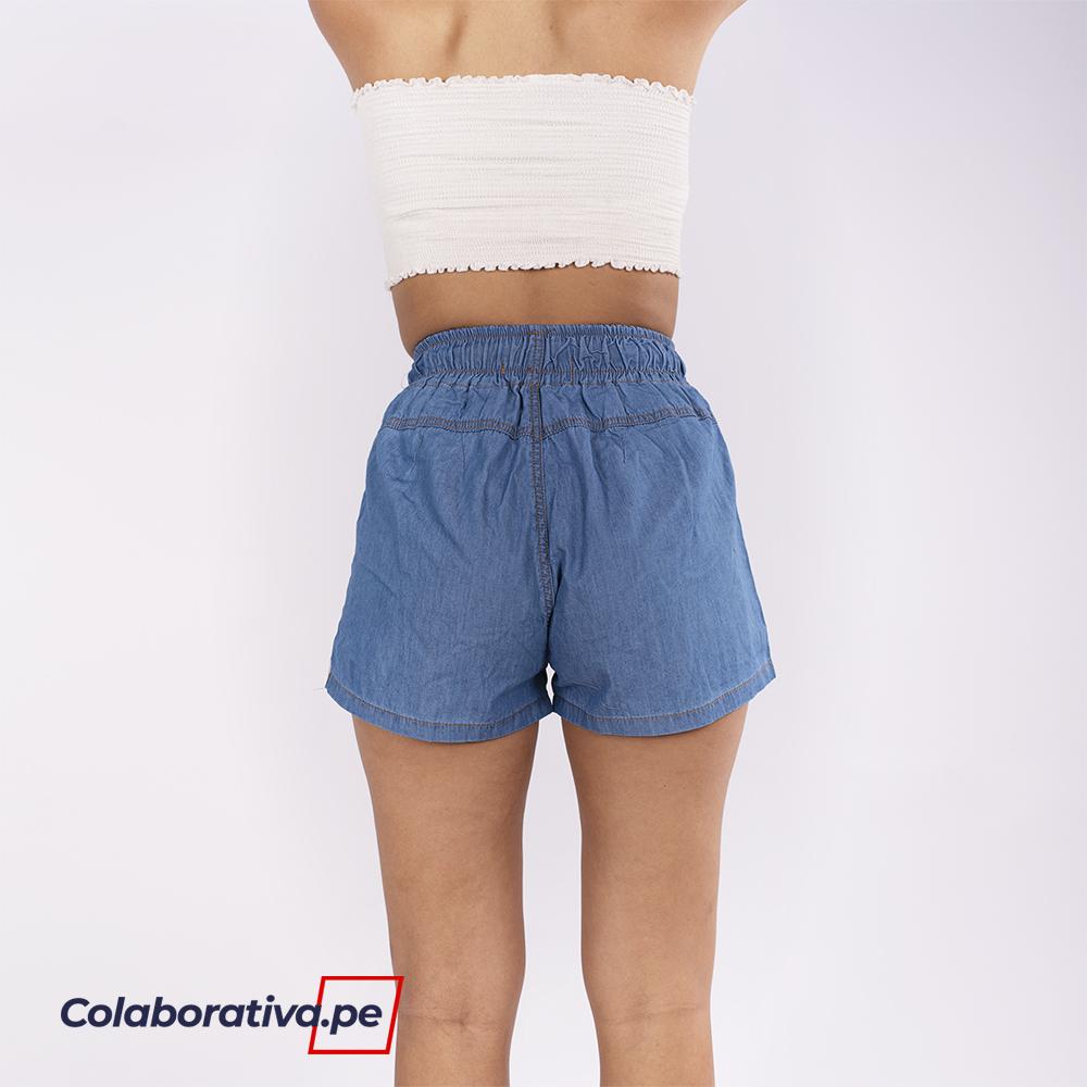 Shorts Fresh - Celeste