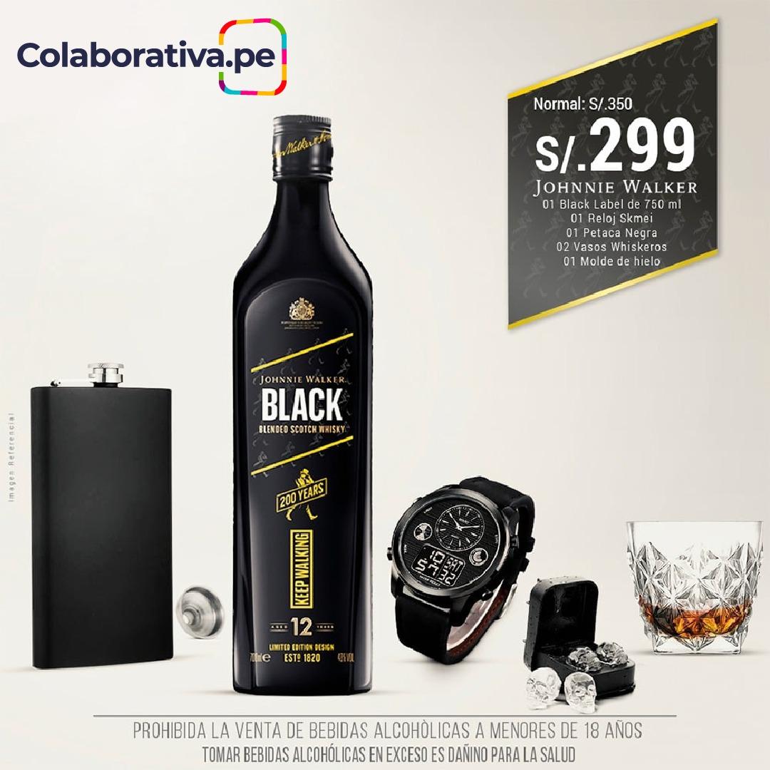 Pack Black Label Edición Privada
