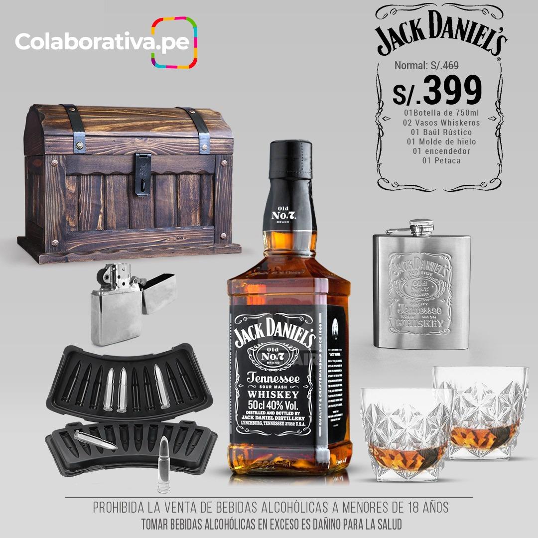 Pack Jack Daniel´s - Colección Privada