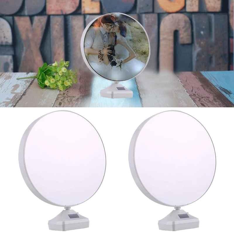 Espejo Retrato Con Luz Led