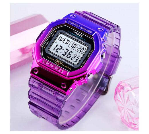 Reloj Digital deportivo Morado